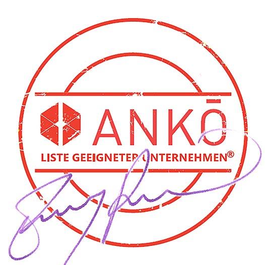 ANKOE Siegel ITS Scheiber Ziviltechniker Kematen Tirol