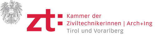 Kammer der ZiviltechnikerInnen ITS Scheiber Ziviltechniker Kematen Tirol
